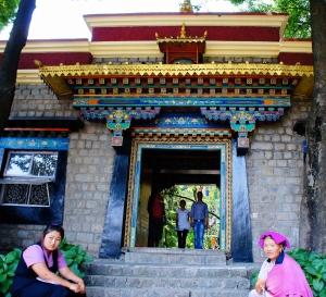 Norbulingka Entrance